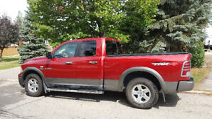 2010 Ram 1500 Trx4 Quad cab, Very low KMs.