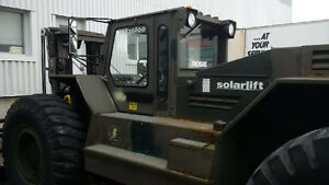 Healey Duty Forklift For Sale