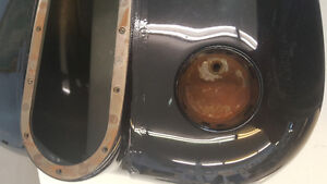 Harley Davidson FLHR Road King Full Fuel Tank. London Ontario image 2