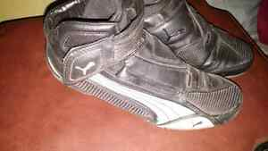 Puma motorcycle boot