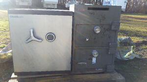 2 super strong safes{LOWERED PRICE}
