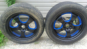 5 x 114.3 Ford five bolt rims