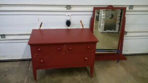2 Antique Dressers For Sale