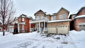 4Bed 5Bath whole House In Markham for Rent 16th Ave/McCowan Rd