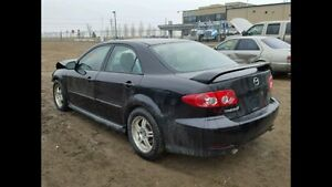Parting out 1999-2008 Mazda 6S lots of parts
