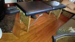 NEW CUSTOM PORTABLE MASSAGE TABLE FOR SALE