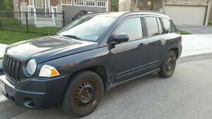 2008 Jeep Compass Sport SUV, Crossover Kitchener / Waterloo Kitchener Area image 1