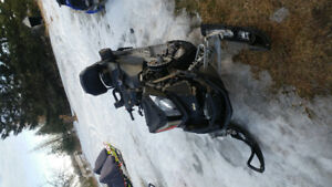 2011 skidoo grand touring 1200 part out