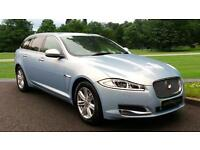 2014 Jaguar XF 3.0d V6 Luxury 5dr Automatic Diesel Estate