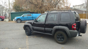 2007 Jeep Liberty Prend echange negociable