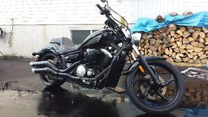 Moto Yamaha Stryker 2011 à vendre !