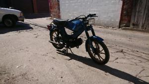 Tomos Targa lx moped