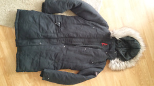 XS womans down coat