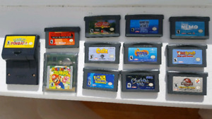 Gameboy / Advance games