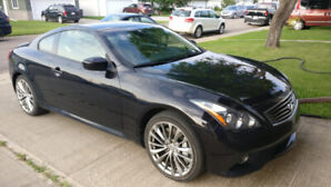 2013 Infiniti G37xS Coupe, Fully Loaded