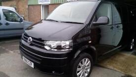 2010 VW Volkswagen Transporter Shuttle LWB Diesel 7 Seat + Wheelchair