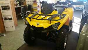 WOW 2016 CAN-AM 570 POWER STEERING $48.00 WEEKLY ALL IN