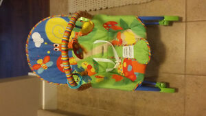 Fisher price bouncy to toddler chair