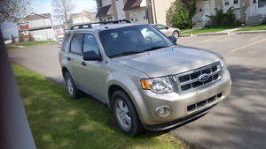 2012 Ford Escape Xlt SUV, Crossover automatic