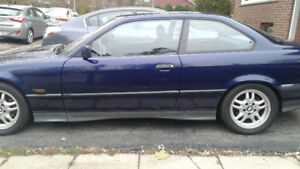 1996 BMW 2 door coupe - Drives like new!