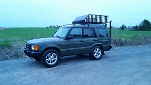2002 Land Rover Discovery 7 passages 4x4