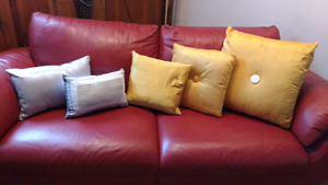 Throw pillows cushions $5 each