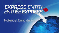 Express Entry profile review @ CAD $ 100/application