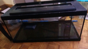 Aquarium 40gallon  a échangé