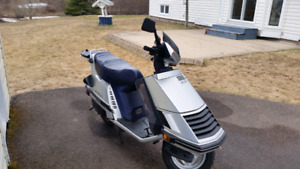 1985 Honda Elite 150 scooter  SOLD IT TO A NICE PERSON
