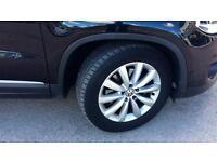 2014 Volkswagen Tiguan 2.0 TDi BlueMotion Tech Match Manual Diesel Estate
