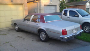1981 Oldsmobile Delta 88 Royale Brougham Sedan - open to trades