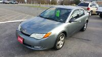 2006 Saturn ION 4 DOOR COUPE *** GAS SAVER *** CERTIFIED $2995