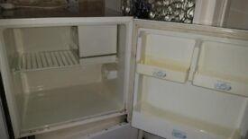 Tricity Bendix small white Counter top fridge