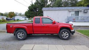 Chevrolet Colorado z71 2010