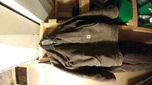 Womens Carhartt Coveralls and Coat