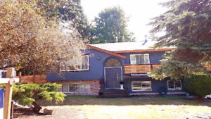 Beautiful Mountain View Home on 1/3 acre lot in Squamish