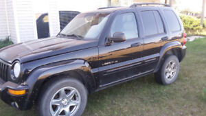 2003 Jeep Liberty SUV, Crossover