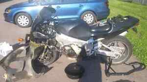 Wanted 97 gsxr 750 parts or engine