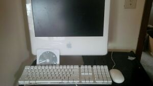 Apple iMac Power PC with Install disk keyboard mouse