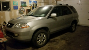 Selling for parts 2003 Acura MDX Touring