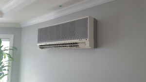 A/C, chauffage mural /split type air conditioning 18000 BTU NEGO