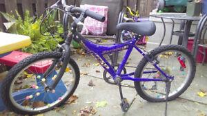 Good super Trax kids Bike