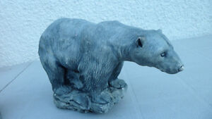 Polar Bear Carvings Large and Small $100 pair. Prince George British Columbia image 5