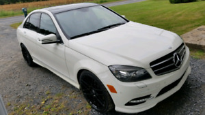 2010 mercedes C300 special edition et amg pack