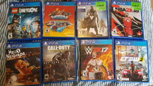Ps4 Games