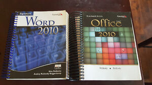 Office, Word, Publisher, Simply Accounting, Typing, Outlook