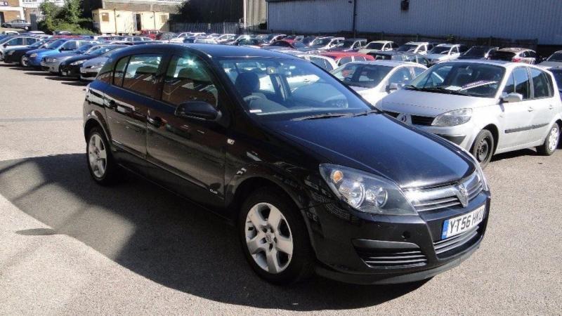2006 Vauxhall Astra 1.7 CDTi 16v Club 5dr