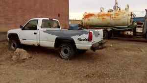 94 gmc 2500 5 speed manual for parts