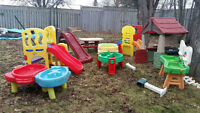 Huge lot of awesome baby/toddler/childrens outdoor toys