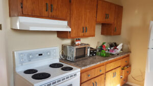 City center/large 2 bedroom/washer and dryer
